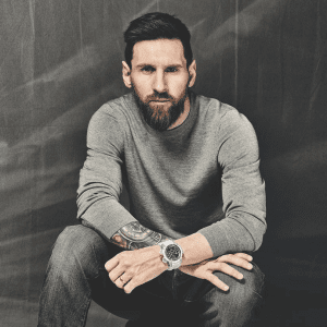 Lionel Messi Instagram 계정